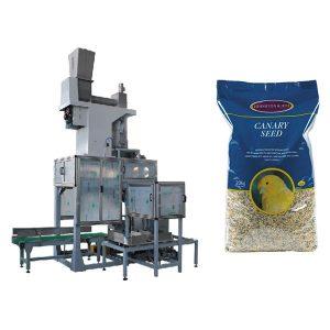 20kg Buto Bukas Bibig Bagging & Bag Pagpuno ng Mga Kaliskis Awtomatikong Grain Big Bags Packing Machine