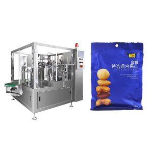 Awtomatikong pagpuno ng Sealing Packaging Machine Para sa Solid Powder Or Solid