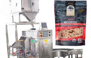 coffee powder bag na ibinigay packing machine