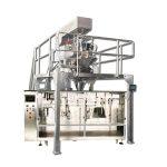awtomatikong pahalang pre-made butil-butil packaging machine