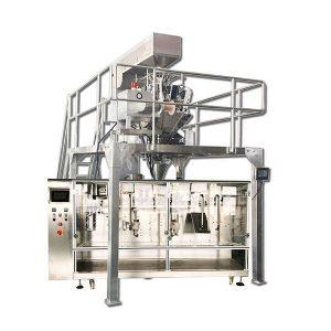 Awtomatikong Pahalang na Pre-made Granular Packaging Machine