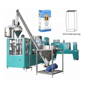 Awtomatikong Pre-made Paper Bag Packing Machine