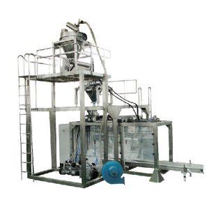 Big Bag Awtomatikong Powder Pagtimbang Pagpuno Machine Milk pulbos packing machine