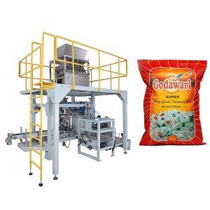 Big Bag Granular Heavy Bag Packaging Machine Of Rice For 10kg-50