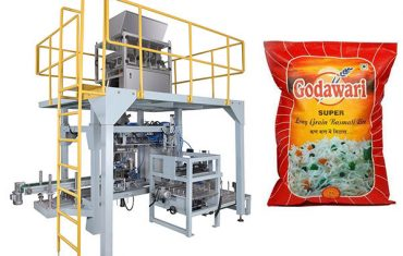 malaking bag granular heavy bag packaging machine para sa bigas
