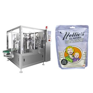 Chip Packing Food Packaging Machine