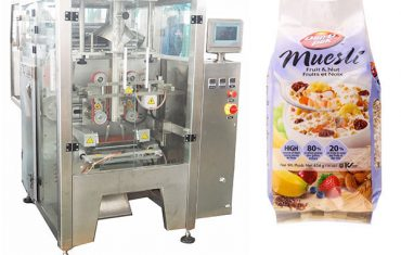 flat bottom bag vertical packing machine