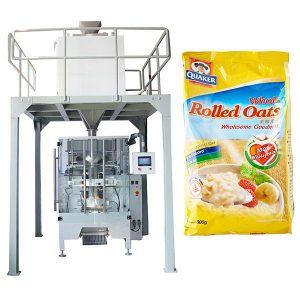 Linear Timbangin ang Awtomatikong Oatmeal Packing Machine