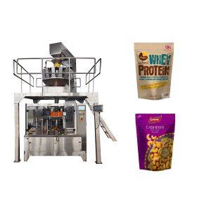 Nuts Zipper Pouch Awtomatikong Pagpuno Pag-iimpake Machine