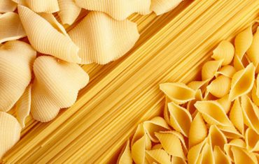 Pasta at Cereal
