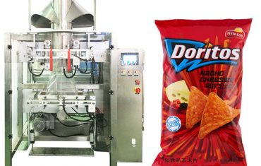 pillow bag gusset bag vertical packing machine