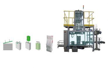 pangalawang packaging bag polywoven bag packing machine