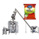 vffs bagger packing machine na may auger filler para sa paprika at chilli food powder