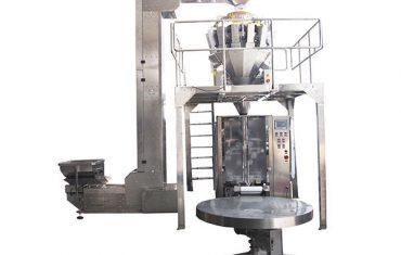 vffs packing machine na may multi-heads weigher