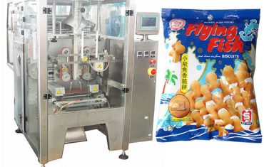 vffs vertical form fill at seal packaging machine