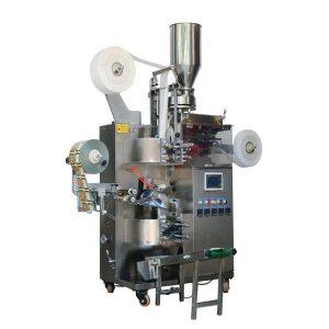 ZT-18 Automatic Teabag Packaging Machine (may tag at papel na panlabas na bag)