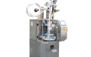 zt-20 triangle form na teabag packaging machine