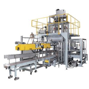 ZTCP-50P Awtomatikong Malakas Bag Powder Packaging Machine Unit