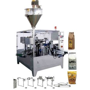 buong awtomatikong powder packaging machinery