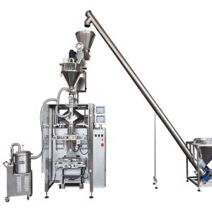 pulbos packaging machine na may auger filler